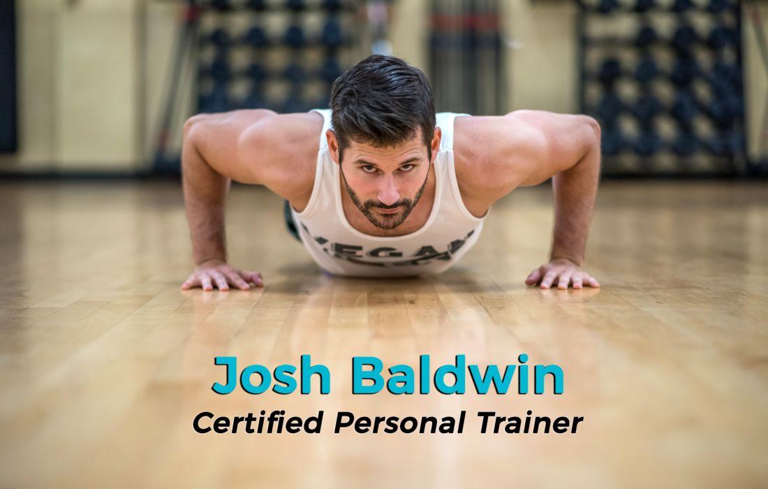 Josh - Now Personal Training