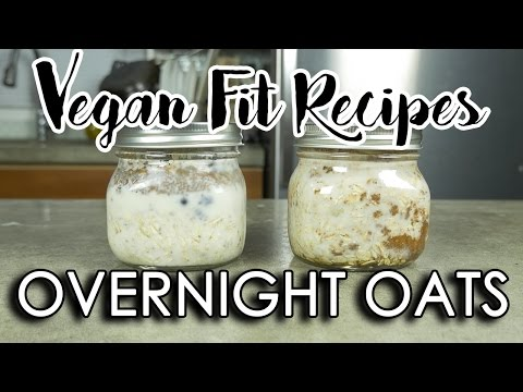 Quick Overnight Oats