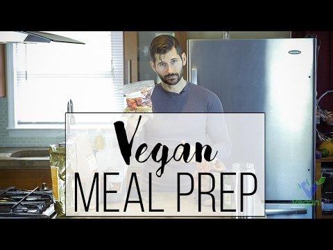 Vegan Meal Prep 3