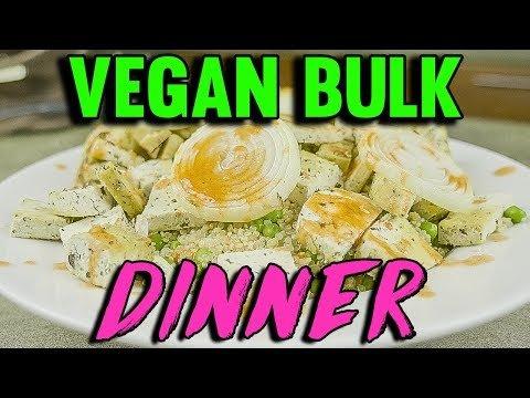 Vegan Bulk Dinner
