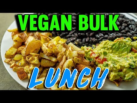 Vegan Bulk Lunch