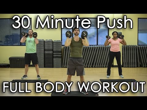 30 Minute Push Workout